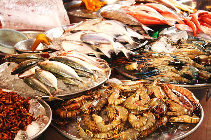 seaside stay quy nhon seafood